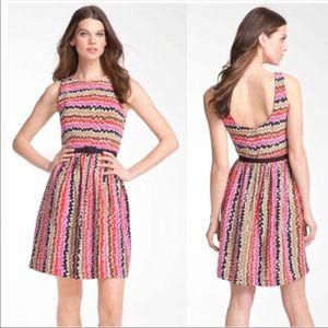 Trina Turk Fiesta Stripe Esperanza Dress Tierra 4